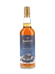 Amrut Everest Edition Cask 07006 Standing By Nepal - The Whisky Exchange 70cl / 58.7%