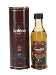 Glenfiddich 15 Year Old Solera Reserve 5cl / 40%