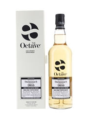 Dalmunach 2016 The Octave Bottled 2020 - Duncan Taylor 70cl / 54.1%