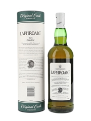 Laphroaig 10 Year Old Straight From The Wood Bottled 1990s 100cl / 57.3%