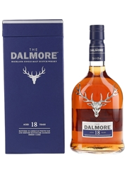Dalmore 18 Year Old  70cl / 43%