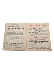 The Whiskey Trade Review, February 1893