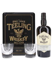 Teeling Small Batch Glass Set Bottled 2019 - Rum Cask Finish 70cl / 46%