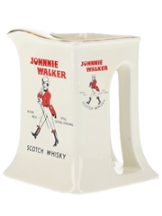 Johnnie Walker Scotch Whisky Water Jug