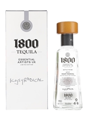 1800 Silver Kojey Radical Tequila