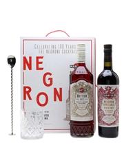 Martini Riserva Speciale Negroni Cocktail Set Bitter & Rubino 2 x 70cl