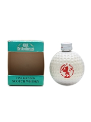 Old St Andrews Golf Ball Decanter  5cl / 43%