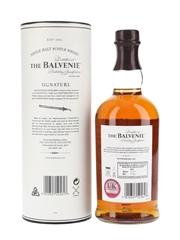 The Balvenie Signature 12 Year Old Batch 001 70cl / 40%