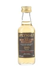Macallan 1995 Speymalt