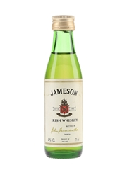 Jameson Irish Whiskey Bottled 1980s 7.1cl / 40%