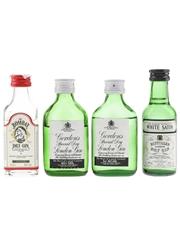 Bombay, Gordon's & Sir Robert Burnett's Dry Gin
