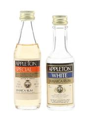 Appleton Special & White Jamaica Rum
