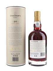 Graham's Tawny Port 20 Year Old Bottled 2019 75cl / 20%