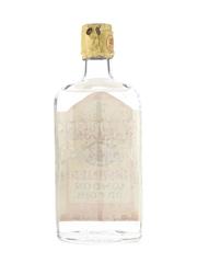 Gordon's Dry Gin Spring Cap Bottled 1950s - Canada 35cl