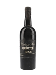 Croft's 1955 Vintage Port