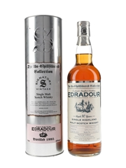 Edradour 1995 10 Year Old Bottled 2005 - Signatory Vintage 70cl / 46%