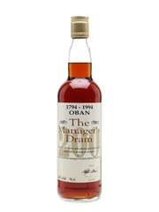 Oban 16 Year Old Bicentenary