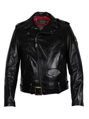Sailor Jerry Leather Jacket