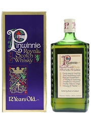 Pinwinnie Royale 12 Year Old Bottled 1980s 75cl / 43%
