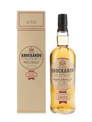 Knockando 1978 Bottled 1993 - Justerini & Brooks 70cl / 40%
