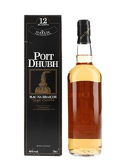 Poit Dhubh 12 Year Old  70cl / 40%
