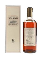 Ben Nevis 1966 26 Year Old Japanese Market 75cl / 59%