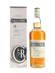 Cragganmore 12 Year Old  100cl / 40%