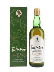 Talisker 12 Year Old