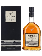 Dalmore 12 Year Old Bottled 1990s 100cl / 43%