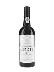 Delaforce Corte 1991 Vintage Port
