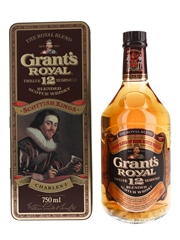 Grant's Royal 12 Year Old