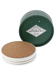 Hendrick's Gin Coasters Set Of Four