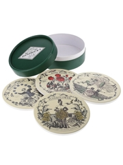 Hendrick's Gin Coasters