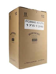 Bowmore 1973 43 Year Old Bottled 2016 70cl / 43.2%