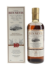 Ben Nevis 2008 10 Year Old