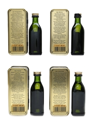 Glenfiddich Special Old Reserve Clan Collection 4 x 5cl