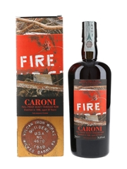 Caroni 1996 20 Year Old Full Proof Trinidad Rum