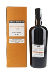 Diamond And Port Mourant 1999 15 Year Old Bottled 2014 - Velier 70cl / 52.3%