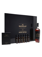 Macallan Masters Of Photography Mario Testino - Red 100cl / 49.9%