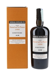 Diamond And Port Mourant 1999 15 Year Old
