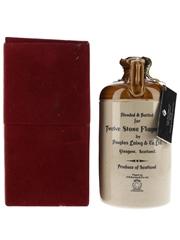 Twelve Stone Flagons Usquaebach Bottled 1970s-1980s - Douglas Laing 75cl / 43%