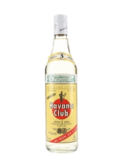 Havana Club 3 Year Old Anejo