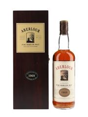 Aberlour 1969 Bottled 1991 75cl / 43%