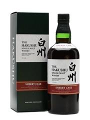 Hakushu Sherry Cask Bottled 2013 70cl / 48%