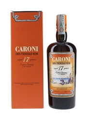 Caroni 1998 17 Year Old Extra Strong Trinidad Rum Bottled 2015 - Velier 70cl / 55%