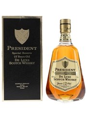 President 12 Year Old Special Reserve