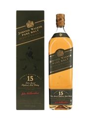 Johnnie Walker 15 Year Old Pure Malt