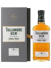 Tullamore D.E.W. 18 Year Old & VIP Masterclass