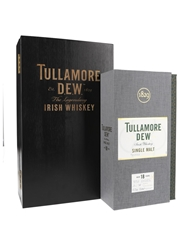 Tullamore D.E.W. 18 Year Old & VIP Masterclass Special Edition #Standfast 2020 Label 70cl / 41.3%