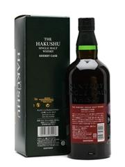 Hakushu Sherry Cask Bottled 2012 70cl / 48%